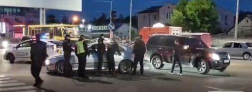 Загрожує спецінтернат: у поліції розповіли деталі затримання 12-річного водія BMW (відео)