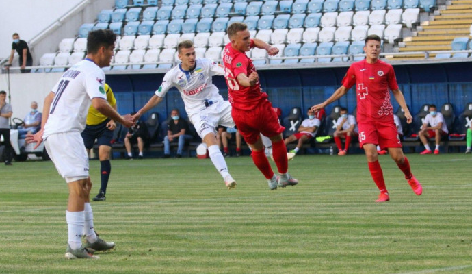 """Официально: одесский """"Черноморец"""" вернулся в Украинскую футбольную Премьер-лигу"""