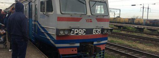 З «кравчучками» і проблемами, але без масок: як відправлються електропоїзди зі станції «Одеса – Східна» (фото)