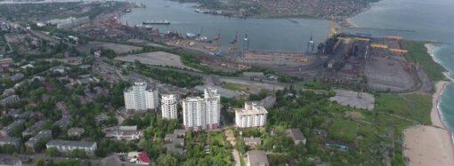 Пробки в Одессе затруднили движение транспорта на некоторых ключевых развязках (карта)