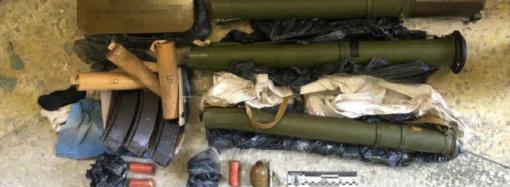 Вооружились основательно: в Одесской области обнаружили тайник с реактивным гранатометом (фото)