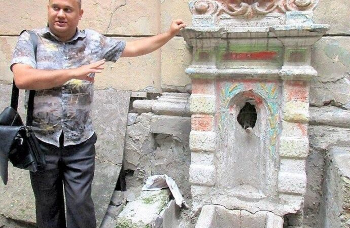 Одесские исторические колодцы: очередные находки и давние проблемы