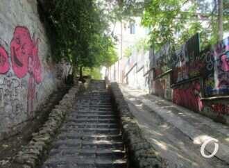 Прогуляемся? Одесская «лестница мертвых» или О нашей первой женщине-маньяке
