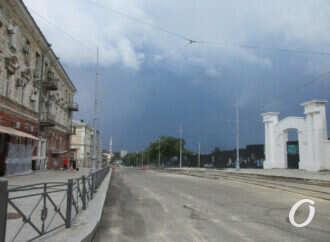 Відсьогодні в Одесі відновлюється рух міських автобусів узвозом Маринеско