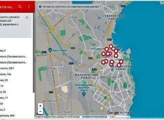 Что строится в историческом центре Одессы: создана онлайн-карта