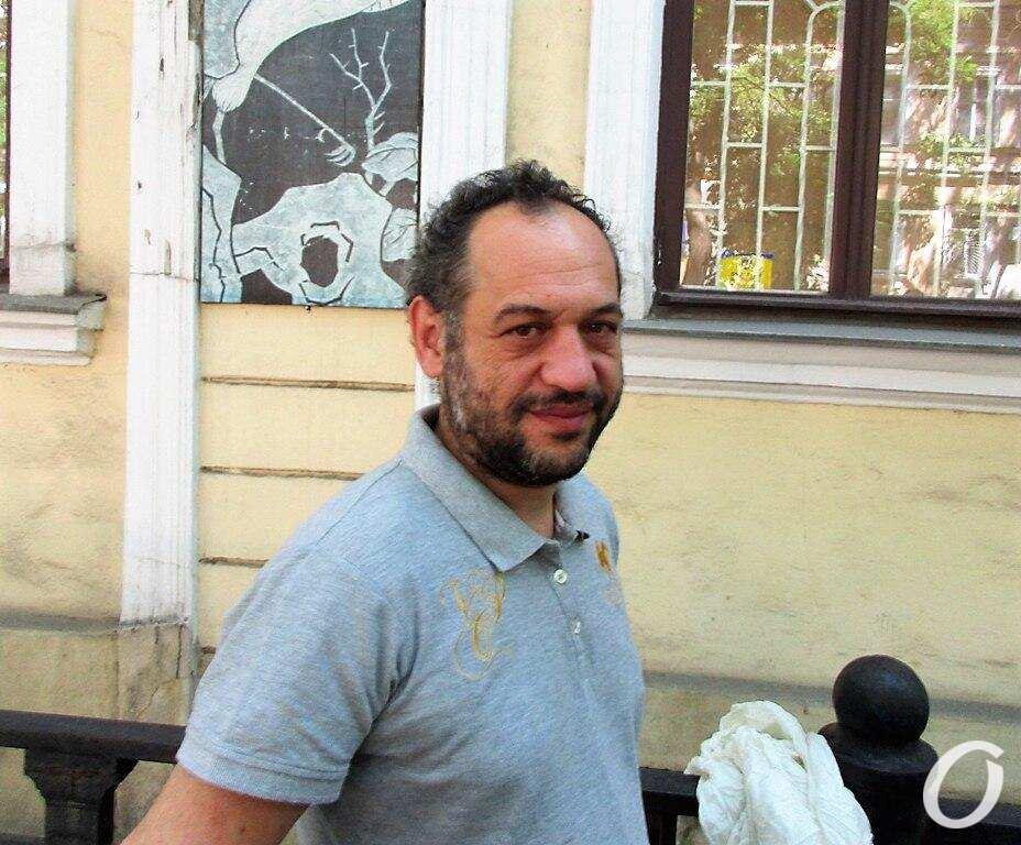 Аркадий Маршак