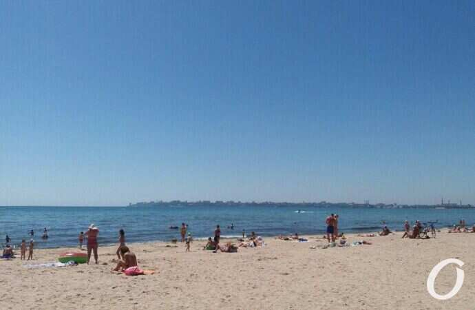 Температура морской воды в Одессе 16 июля: море стабильно теплое