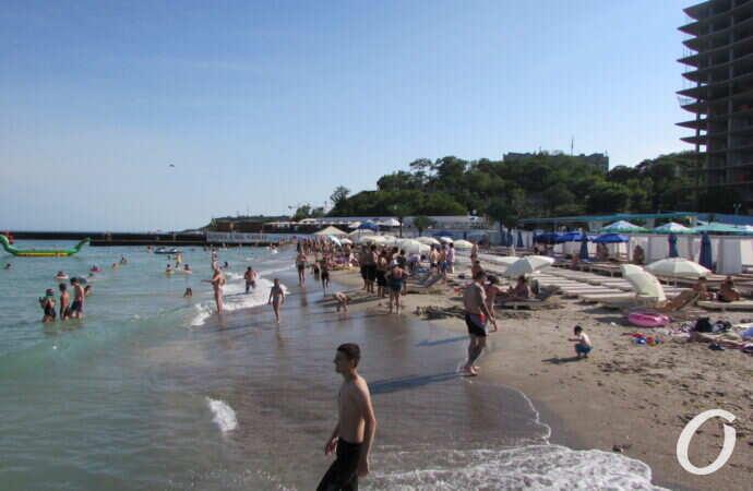 Температура морской воды в Одессе: идти ли на пляж 28 июля