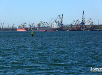 Карантин не помеха: порт «Южный» установил новый рекорд