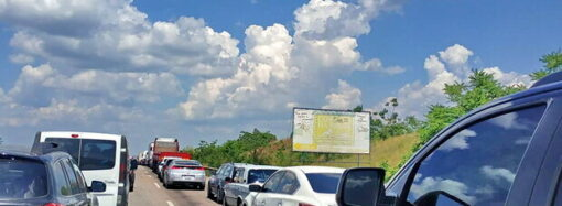 Пробки в Одессе 5 мая: на каких улицах затруднено движение транспорта (карта)