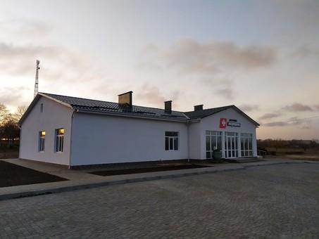 В Татарбунарском районе готовятся сдать новую амбулаторию