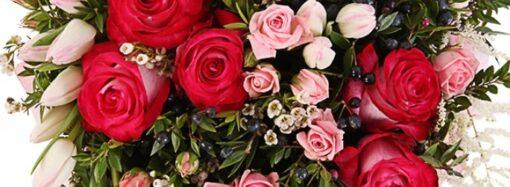 Цветы для прекрасного пола