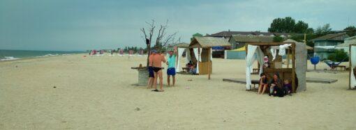 Одесские пляжи опасны для жизни