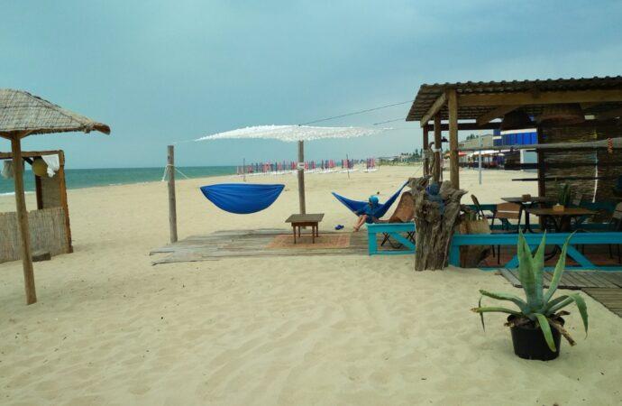 Идти ли на пляж: температура морской воды в Одессе 16 июня