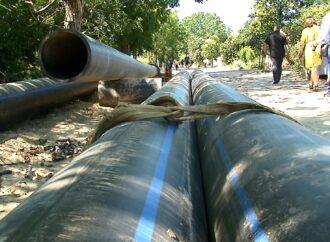 Жители улицы Марии Демченко получат новый водопровод