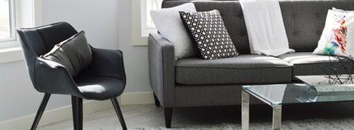 Двухместные диваны – стильное решение сохраняющее пространство