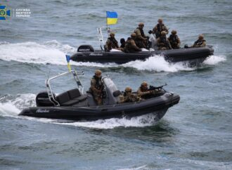 В Одеському морпорту СБУ проводила антитерористичні навчання: як це було?