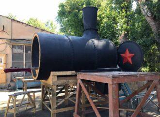 В Одеській кіностудії анонсували зйомки воєнної драми та показали декорації (фото)