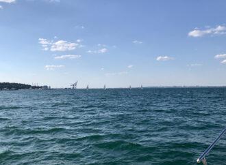 Температура морской воды в Одессе: идти ли на пляж 18 июля?