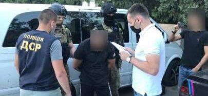 В Одесі затримали уродженця Дніпропетровщини за напад на керівника громадської організації