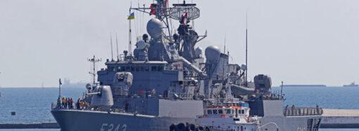 Sea Breeze-2020: в Одеський порт прибули п'ять кораблів НАТО (фото)