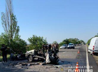 ДТП з шістьма загиблими на трасі Одеса – Рені: у поліції розповіли деталі аварії (відео)