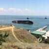 Танкер «Delfi» готують до підняття (фотофакт)