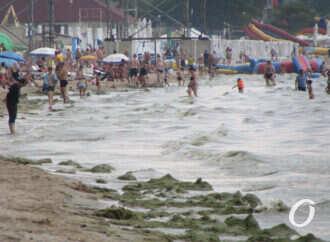 Температура морской воды в Одессе 2 июля: идти ли на пляж?