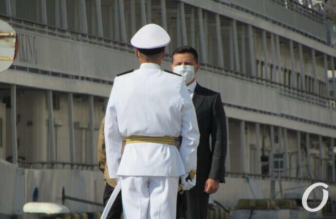 Жемчужина для людей: Зеленский порекомендовал приезжать в Одессу