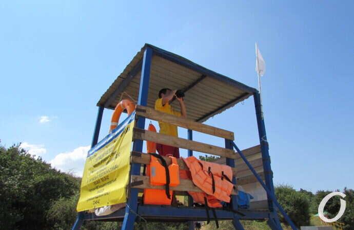 Спасательных постов стало меньше: сколько вышек на пляжах от Ланжерона до Аркадии? (фото)