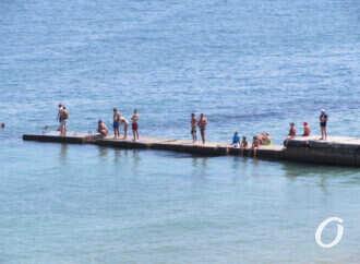 В Одесі та області морська вода відповідає нормам