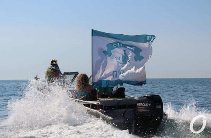 Как на одесских причалах отмечали День рыбака в 2020 году (фото, видео)