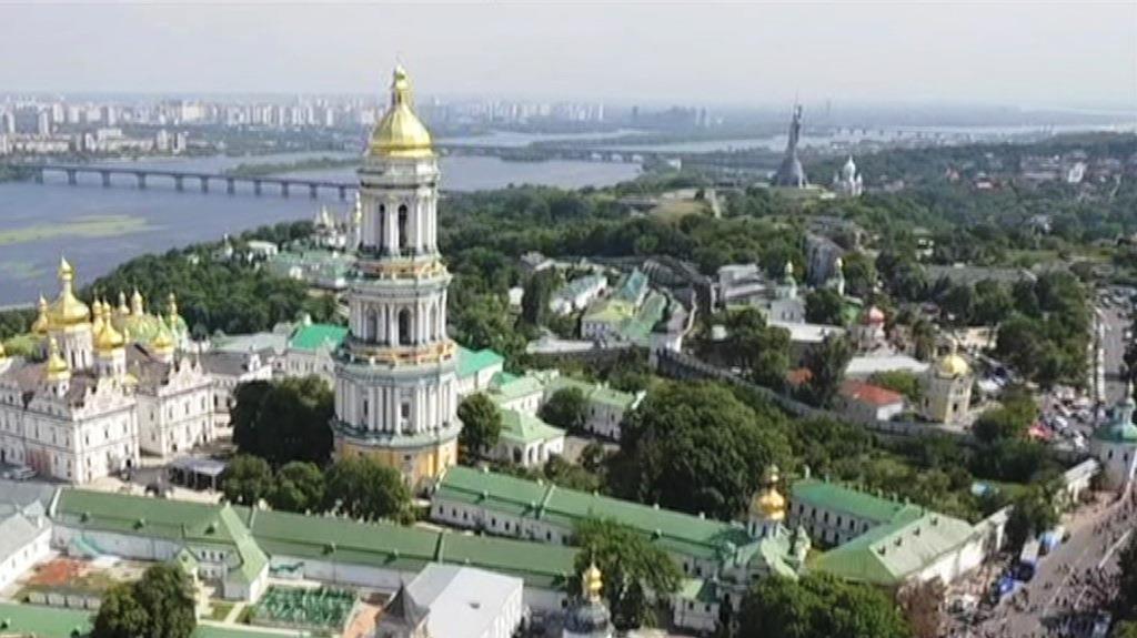 Киево-Печерская лавра фотография тысячелетия