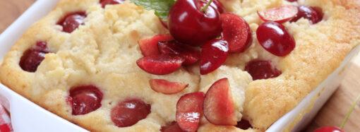 Вкусно с «Одесской жизнью»: три рецепта сладких блюд с вишней