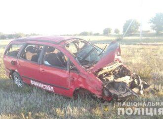 В ДТП в Одесской области погиб молодой парень (фото)