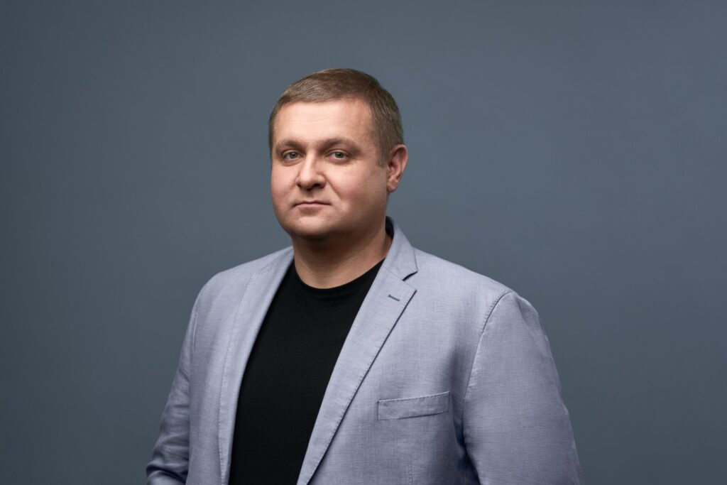 Одесский политик и бизнесмен Сергей Варчук