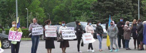 Формирование громад в Одесской области: между Визирской и Южненской ОТГ