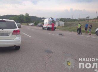 На трасі Одеса – Київ внаслідок ДТП загинула 10-річна дівчинка