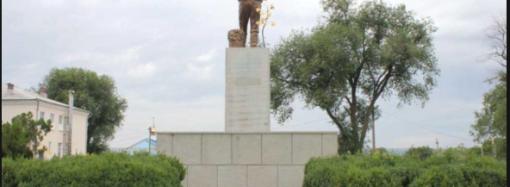 В Одесской области Ленина превратили в болгарина (фото)