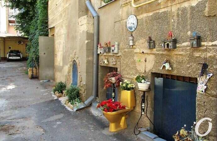 Мукачевский переулок: это таки надо видеть!