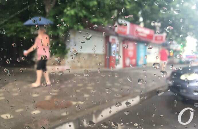 Погода в Одесі на 7 липня. Варто запастися парасольками, синоптики прогнозують грозу