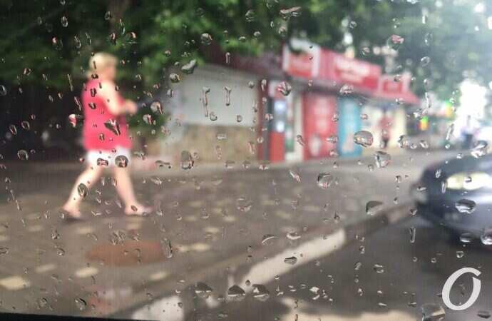 Погода в Одессе 11 июня: дождь, но кратковременный