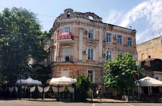 В центре Одессы — очередной нахалстрой (фотофакт)