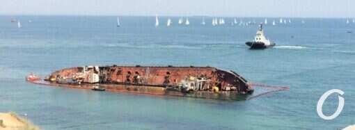 Підіймання танкера Delfi: в Одеській облдержадміністрації пообіцяли новий план підйому