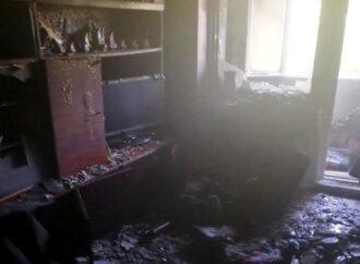 Пожар в квартире пенсионеров и провал подъема Delfi: чрезвычайные новости Одессы и области 25 июля