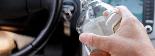Пьяный рекорд: водитель разъезжал по Измаилу с почти смертельной дозой алкоголя в крови