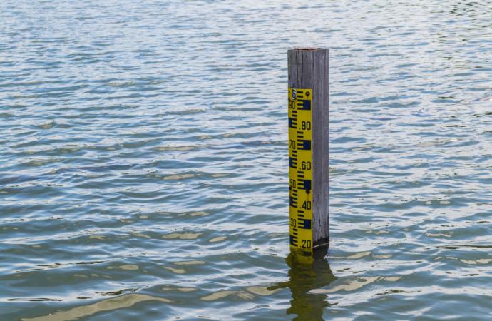 В Одеській області очікується підвищення рівнів води
