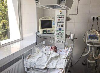 Роддома Одессы: сколько младенцев приняли за неделю?
