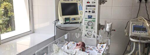 Роддома Одессы: сколько новорожденных приняли за неделю?