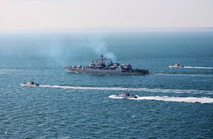 Sea Breeze-2020:в Черном море стартовали бесконтактные военные учения